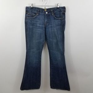 7 for all Mankind Jeans Womens 30 x 31 A Pocket Me